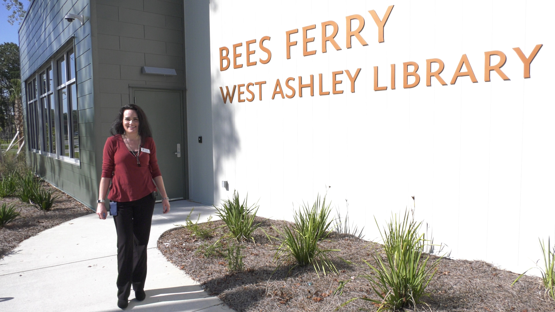 Meet Your Library: Staff Spotlight on the Branch Manager of Bees Ferry West Ashley
