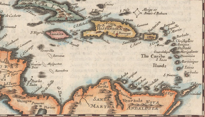 Barbados and the Roots of Carolina, Part 1