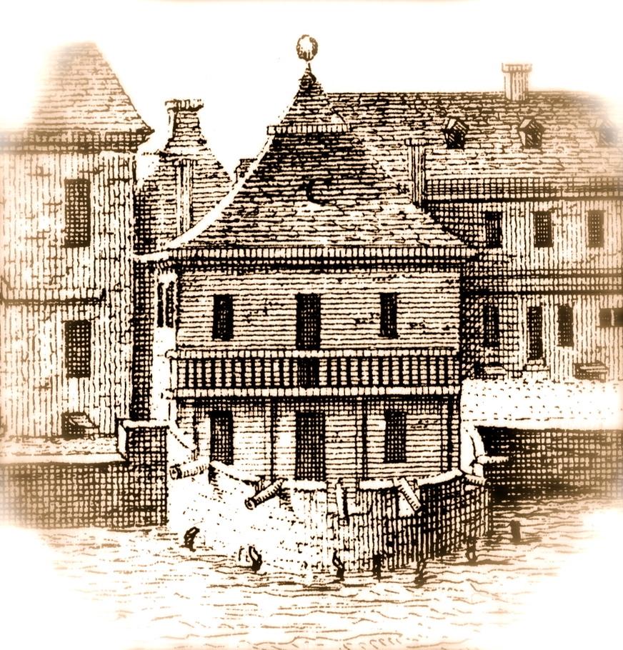 Charleston's Half-Moon Battery, 1694–1768