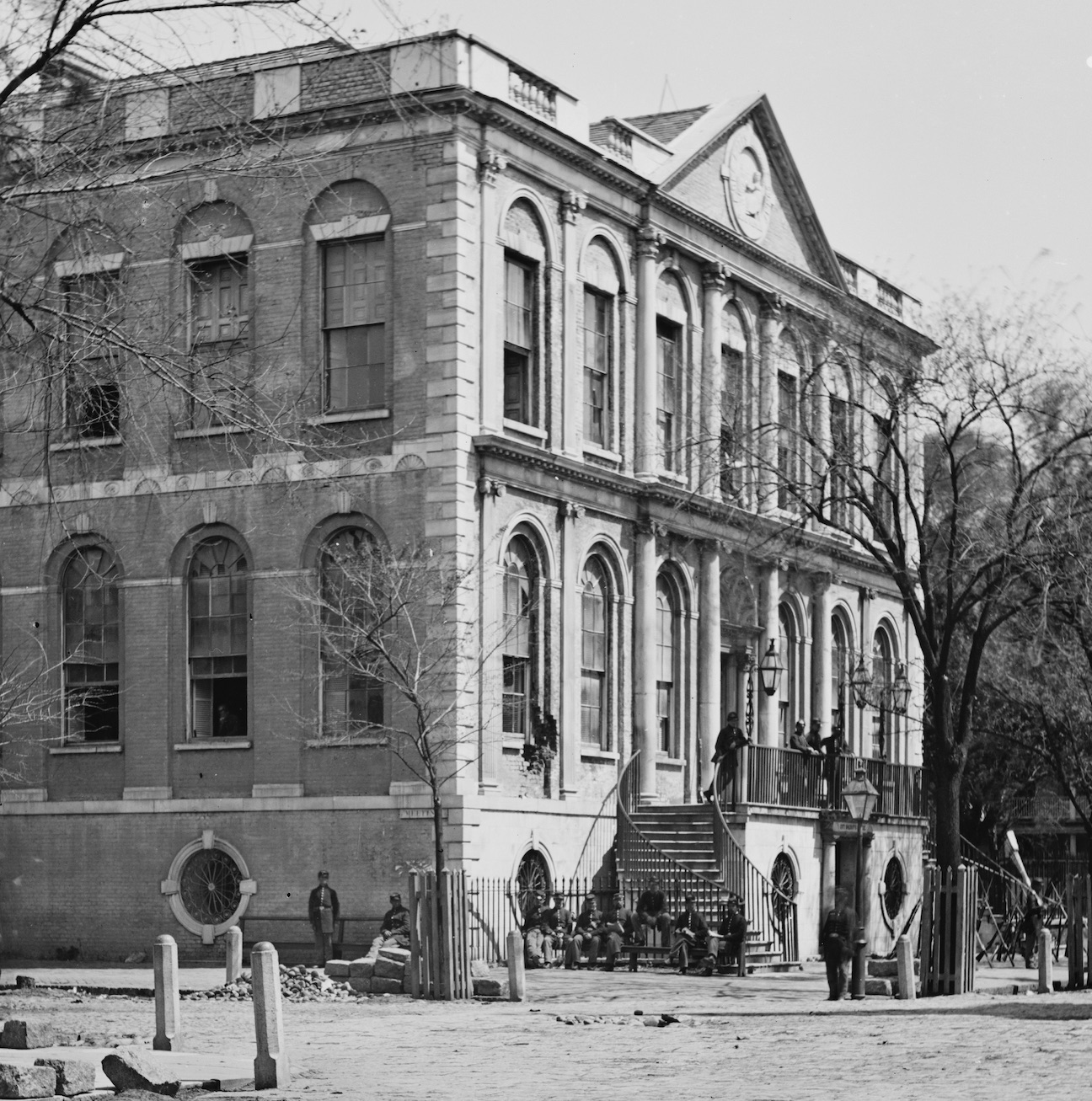 Charleston's Contested Election of 1868