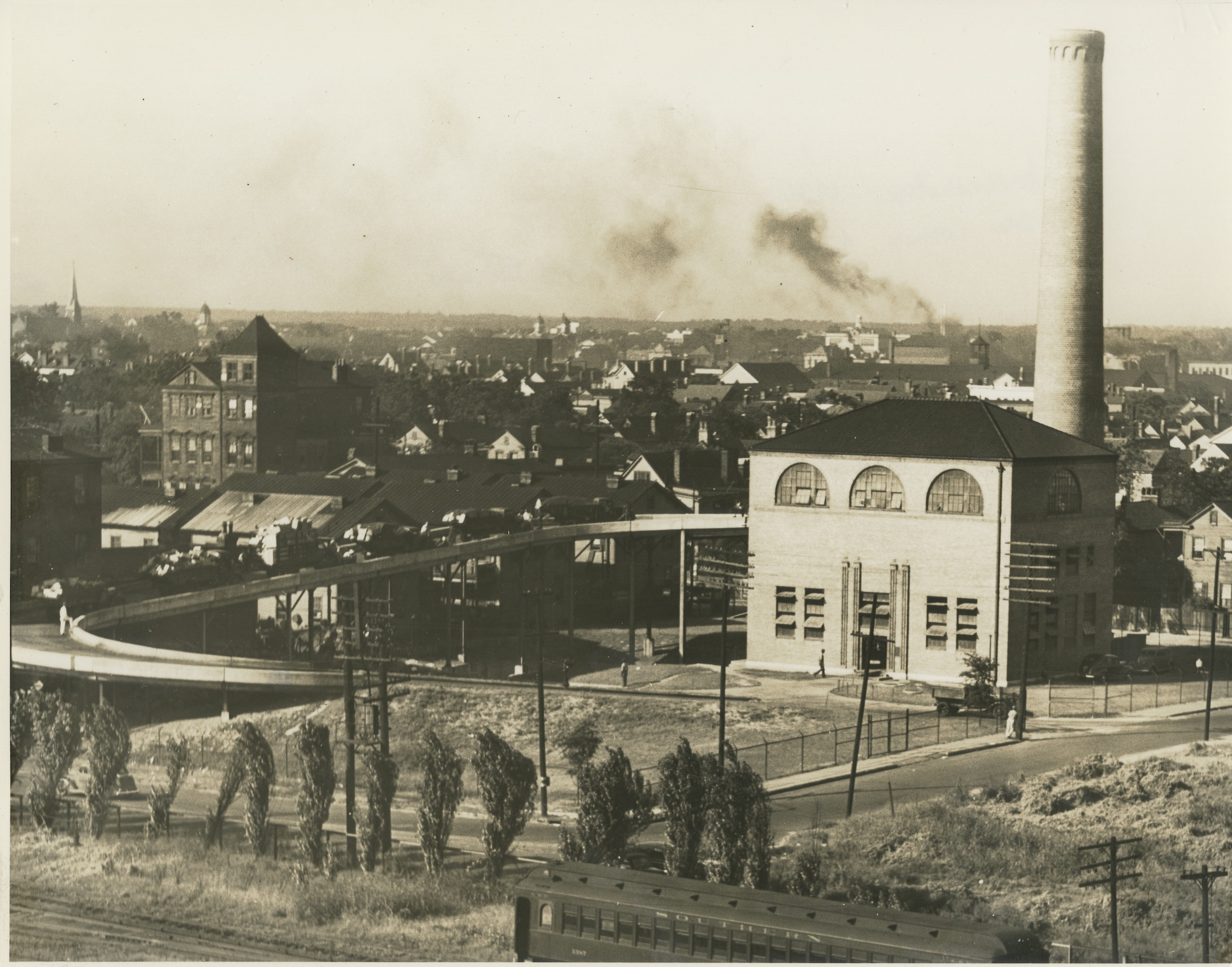 A Trashy History of Charleston's Dumps and Incinerators