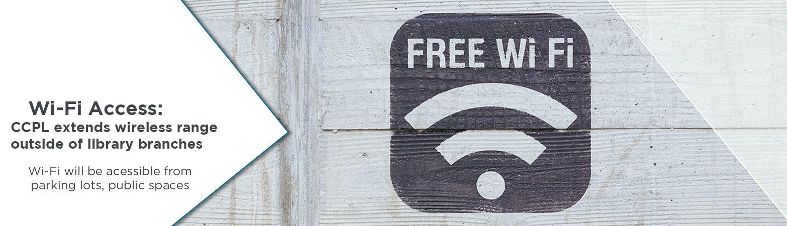 2020 Header - WiFi Access expanded at CCPL locations