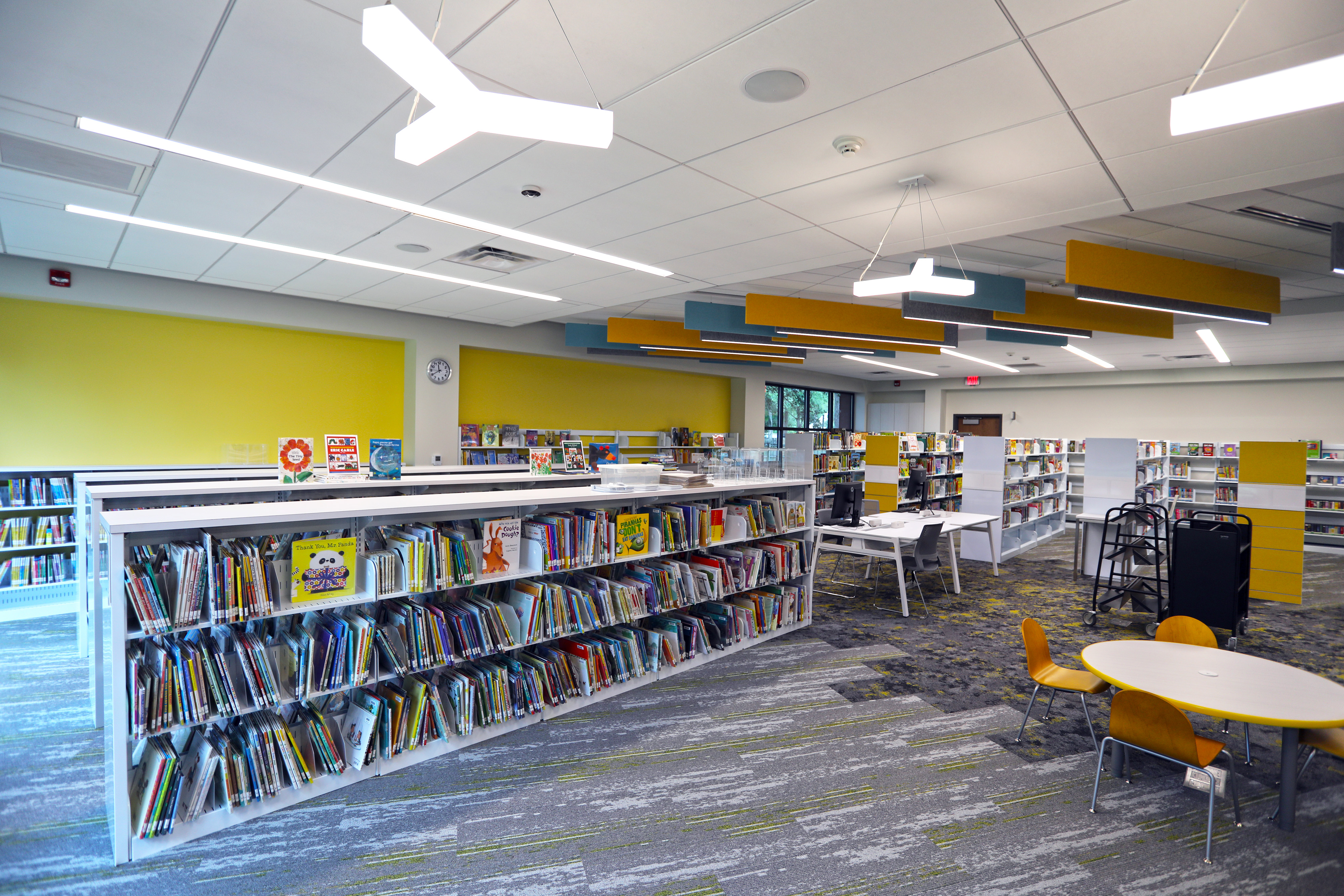 CCPL to open renovated Otranto Road Library on Aug. 2