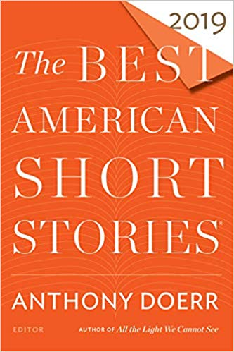 cover of best american short stories 2019