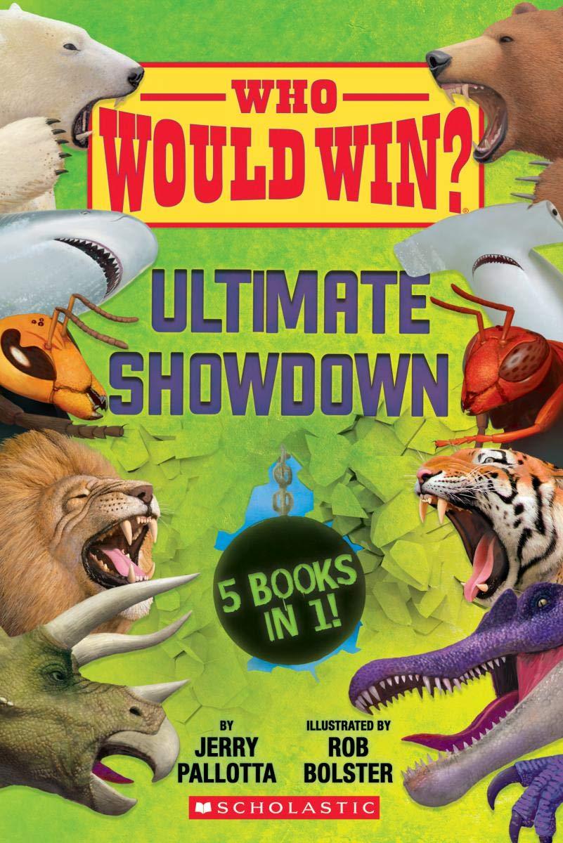 Who Would Win? Animal Showdown!