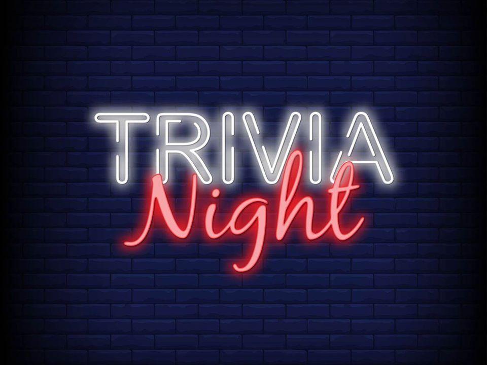 Thursday Night Virtual Trivia