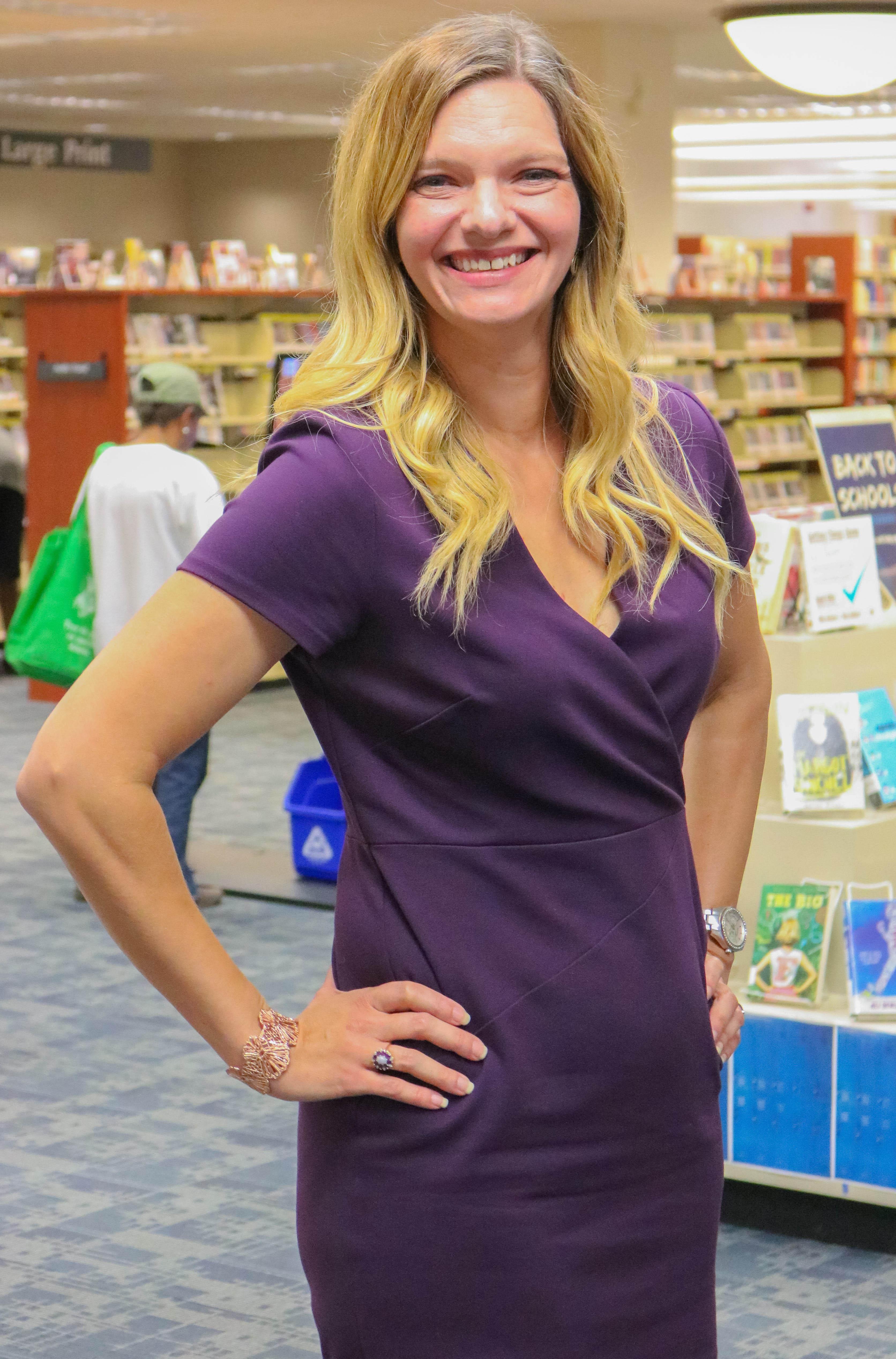 Angela Craig bio photo