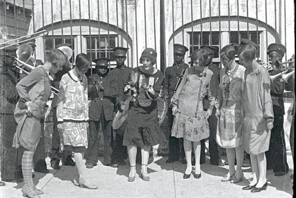 Bee Jackson's 1926 Visit to Charleston: Behind the Scenes