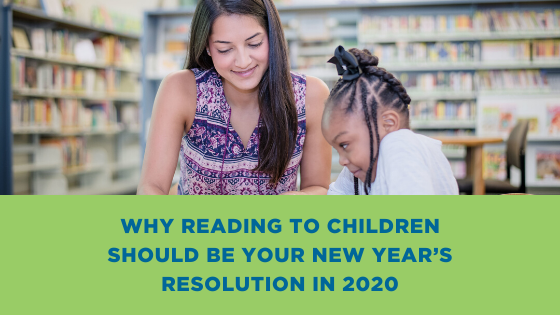Why reading to kids should be your New Year