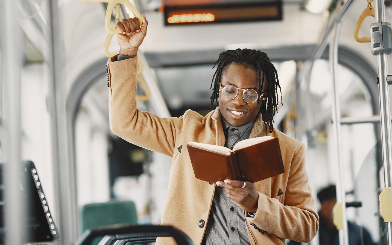 Books on Buses