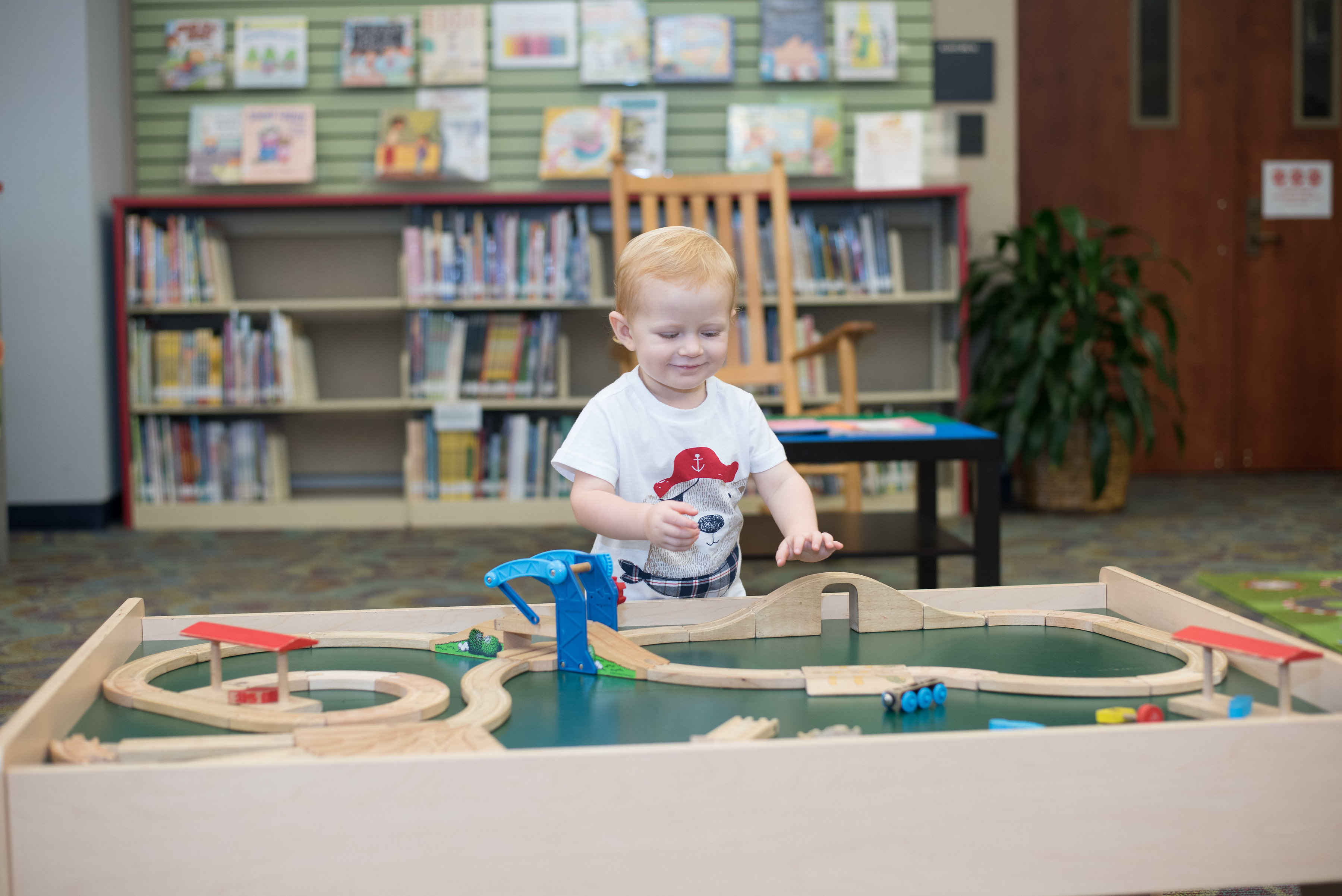 Early Literacy - Play