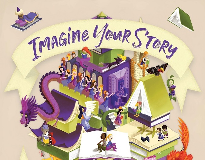 Imagine Your Story: Registration open for this year's summer reading program
