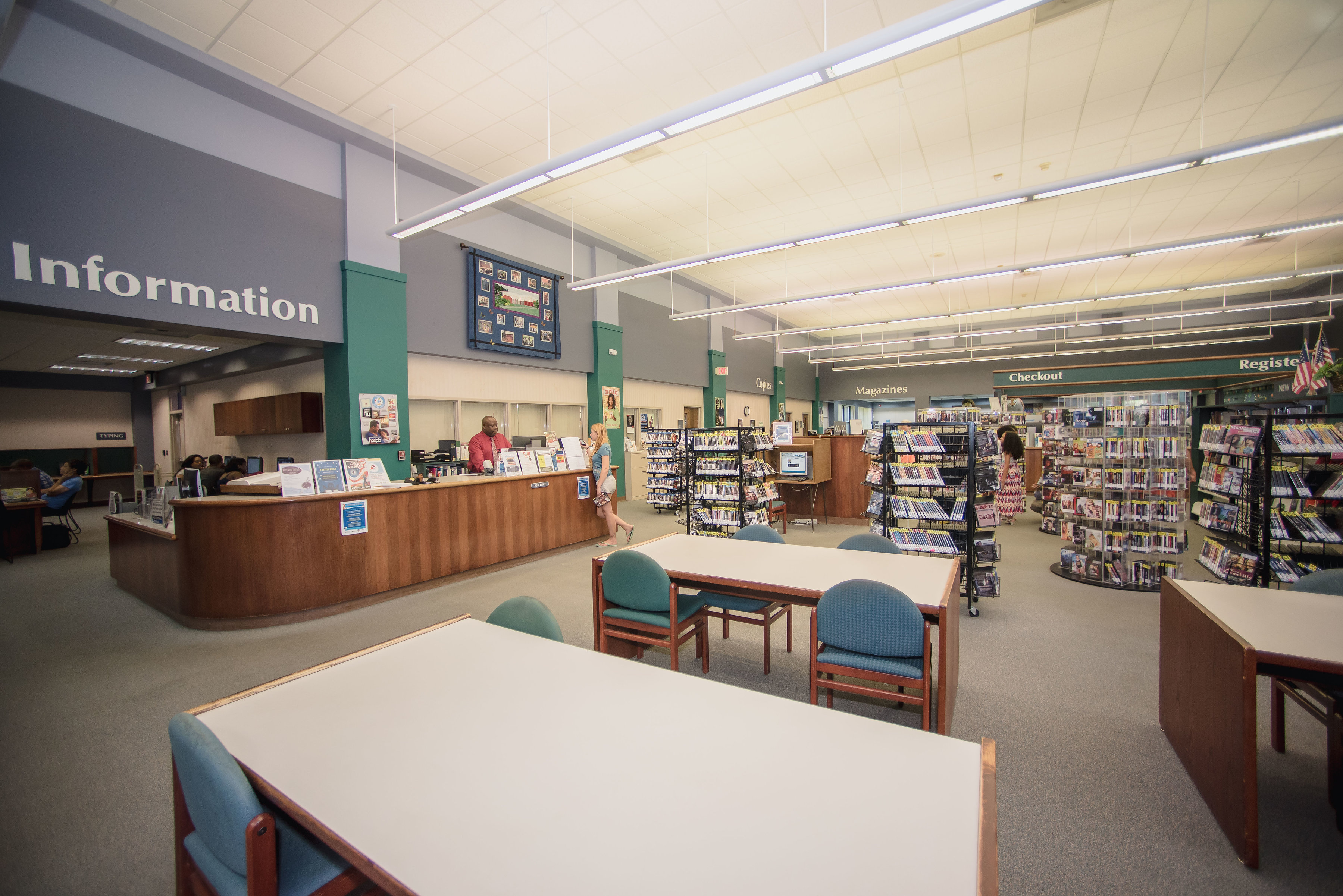 Employee of Dorchester Road Library tests positive for COVID-19
