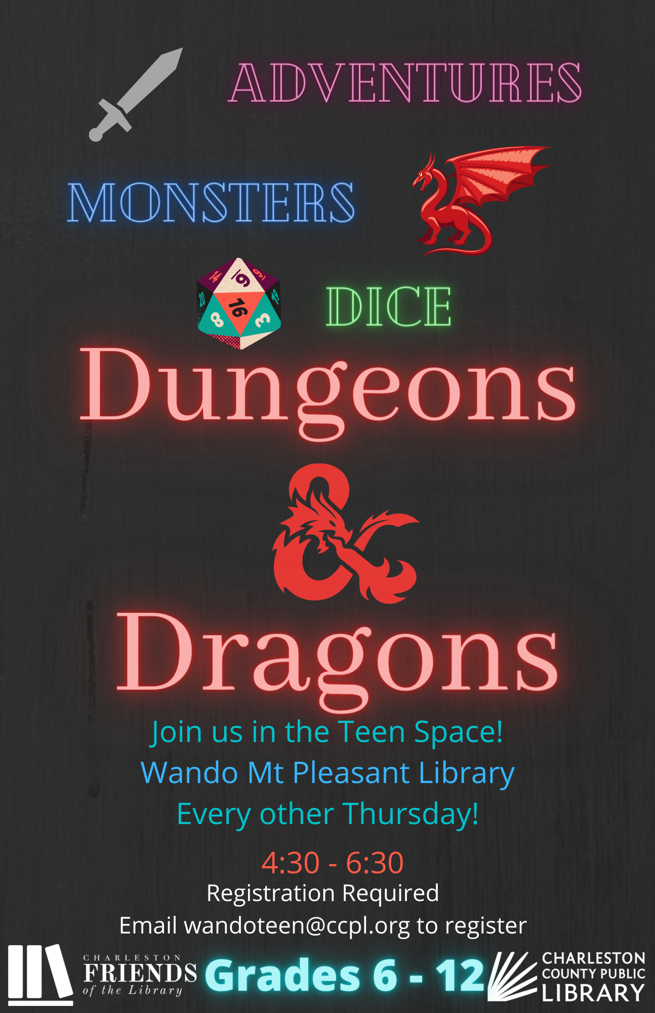 Dungeons and Dragons for Teens