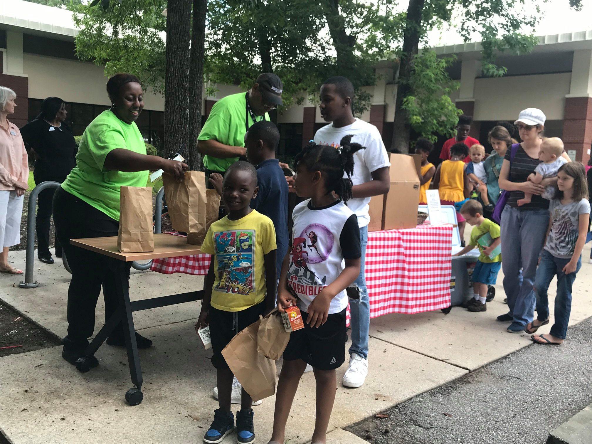 Free Meals for Kids and Teens - Summer Feeding Program Begins June 8