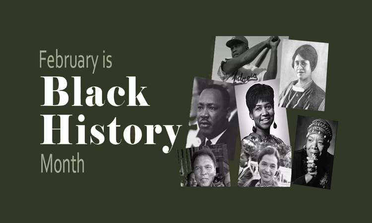 Black History Month Trivia and Word Search