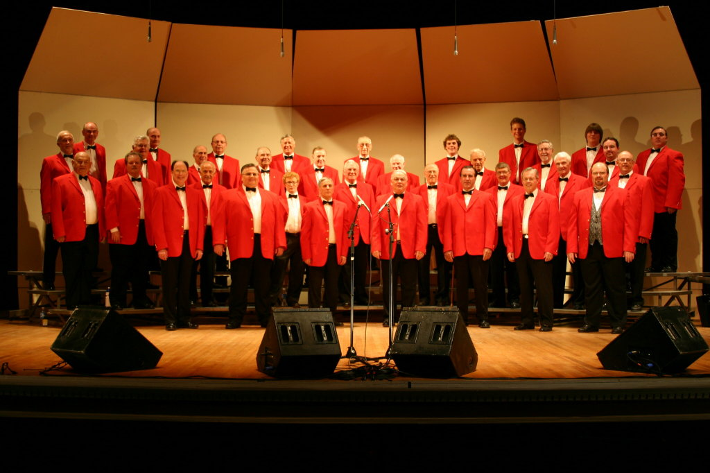 Charleston Barbershop Chorus