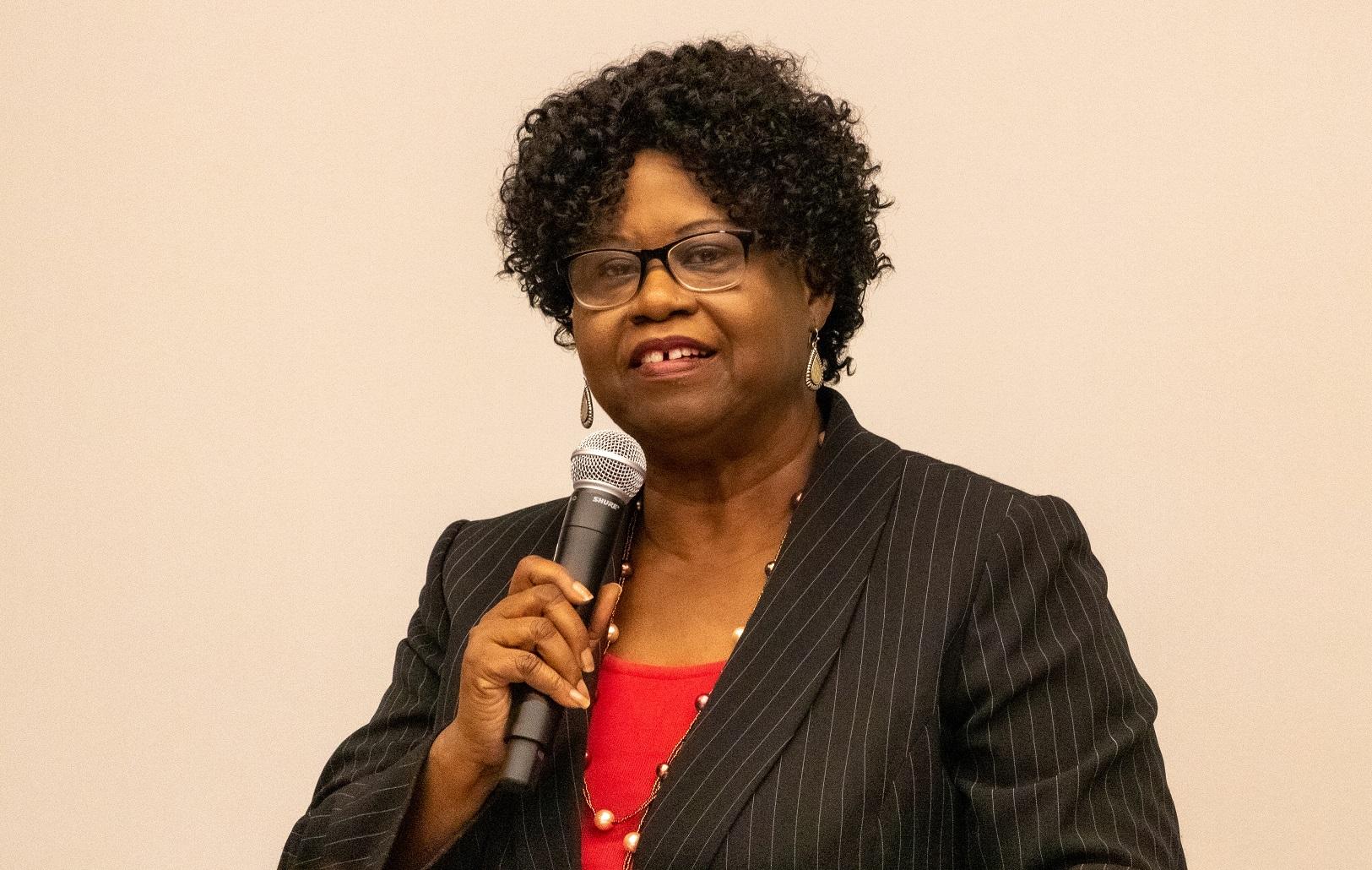 Councilwoman Anna Johnson