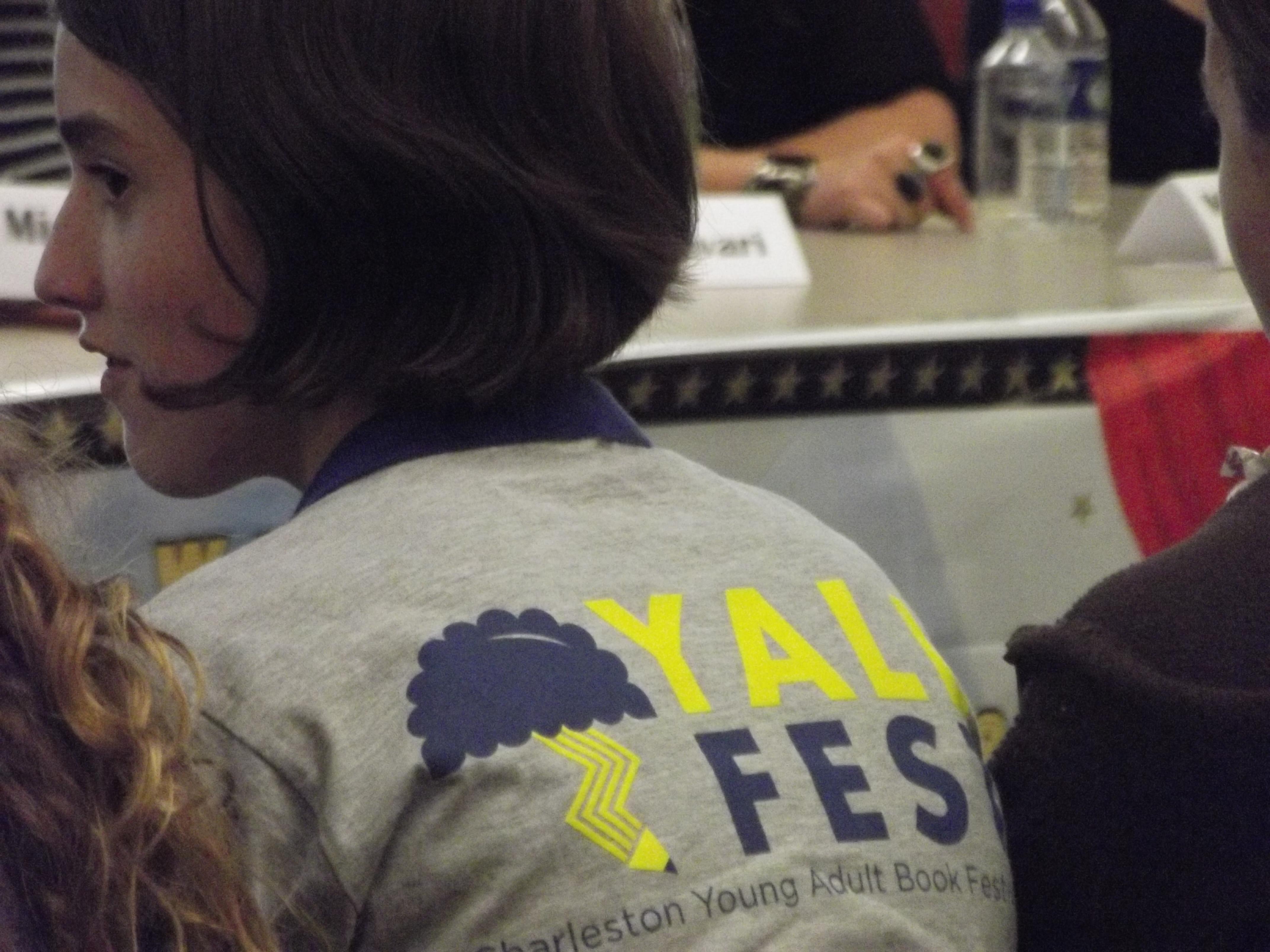 YALLFest t-shirt