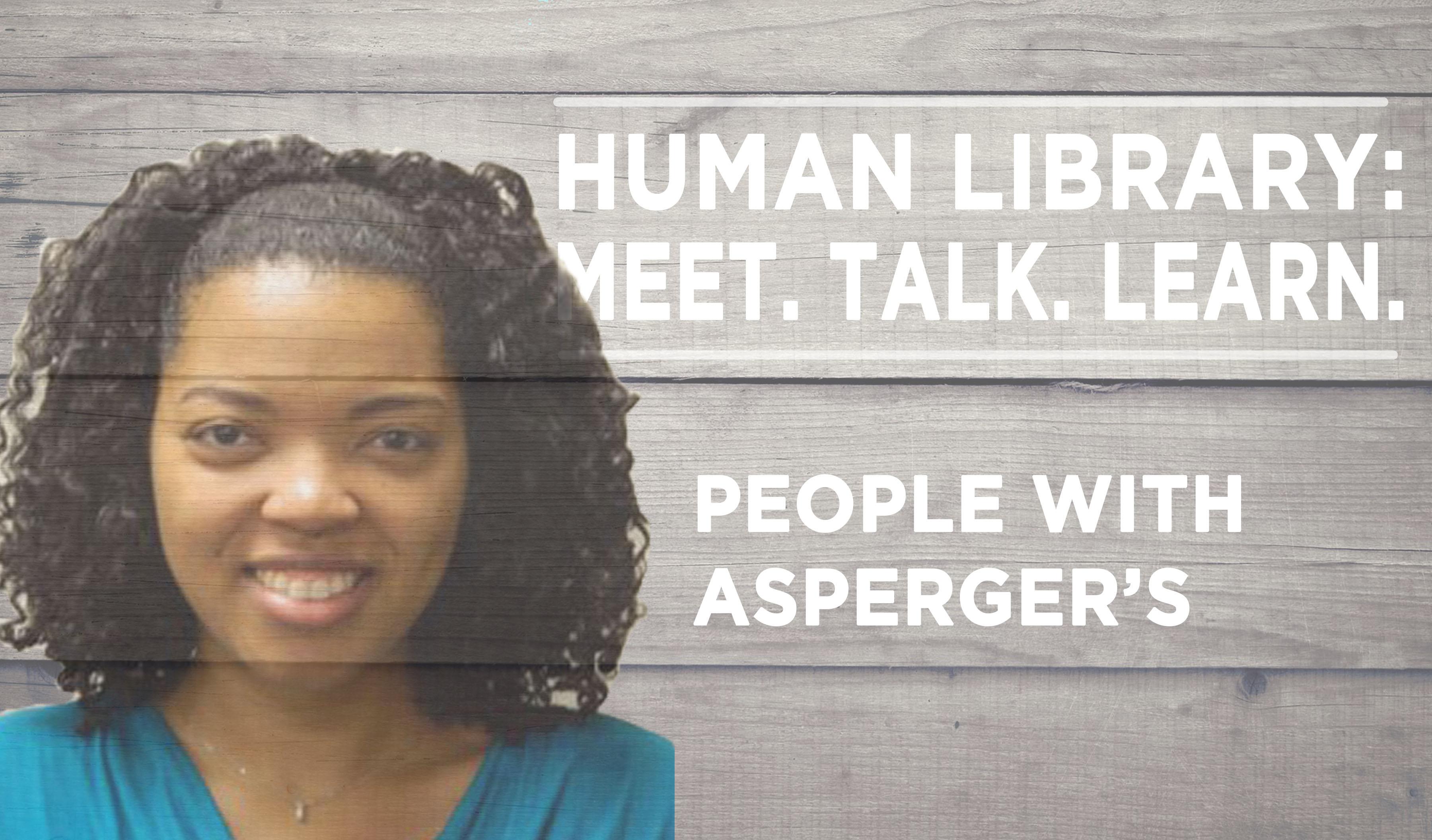 Human Library Logo2 - Asperger's