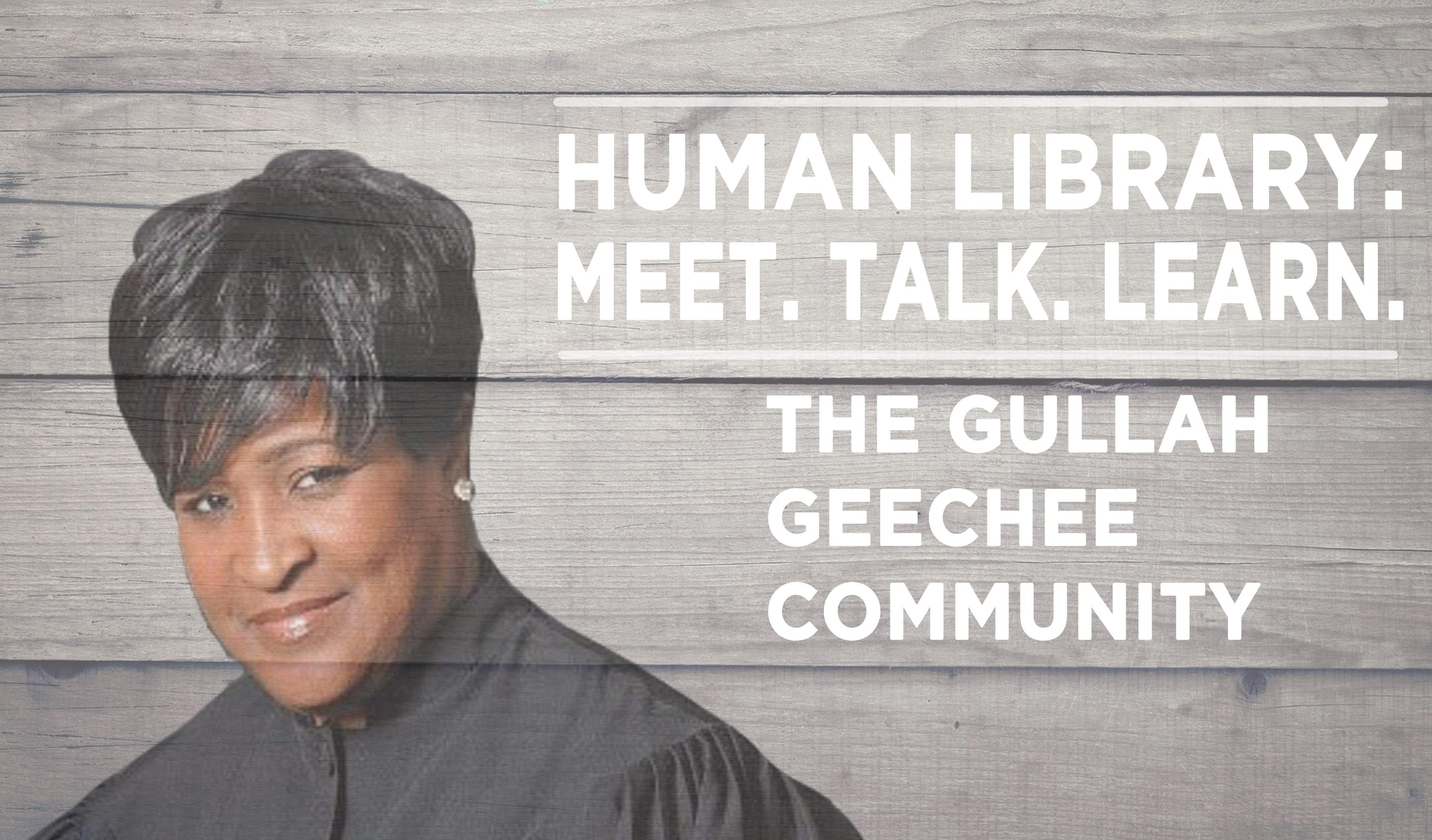 Human Library Logo2 - Gullah Geechee