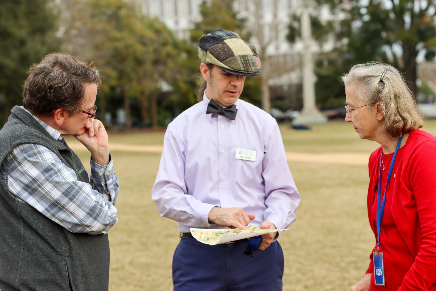 Uncovering History: Locating the Horn Work under Marion Square