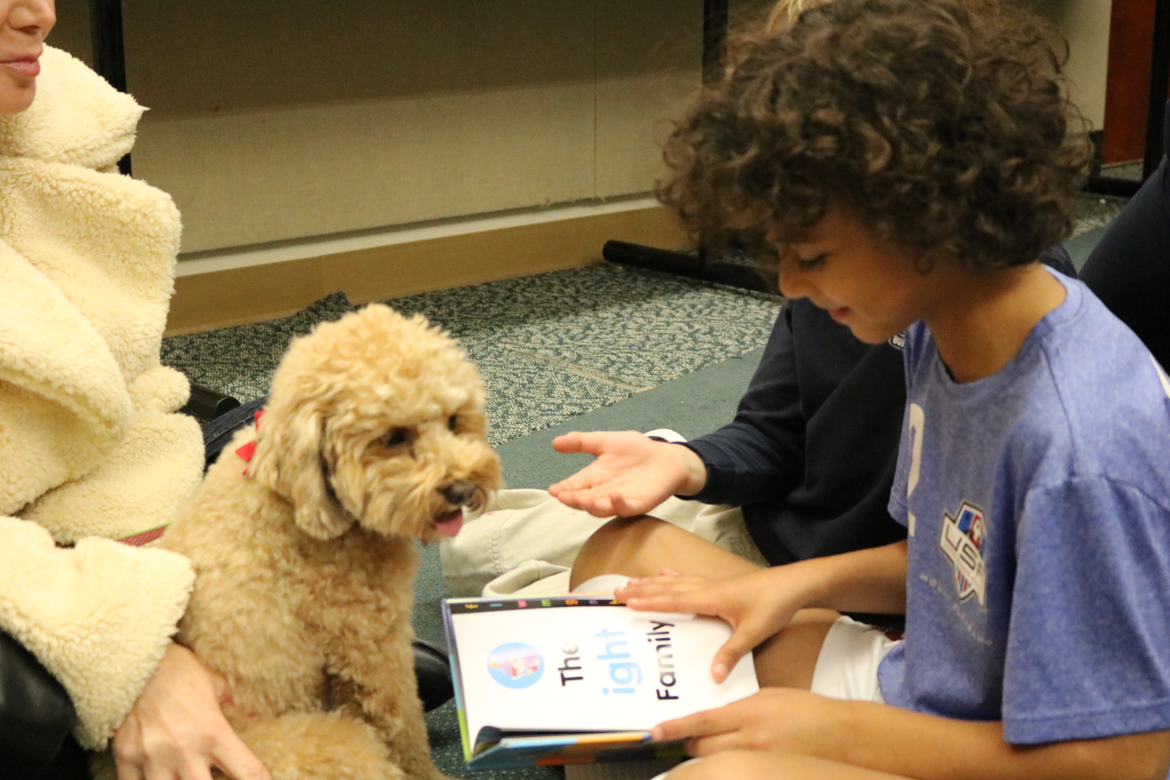 STAR Therapy Dogs