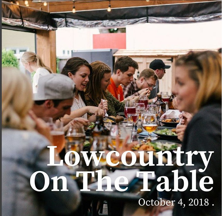 Join us Oct. 4 On The Table