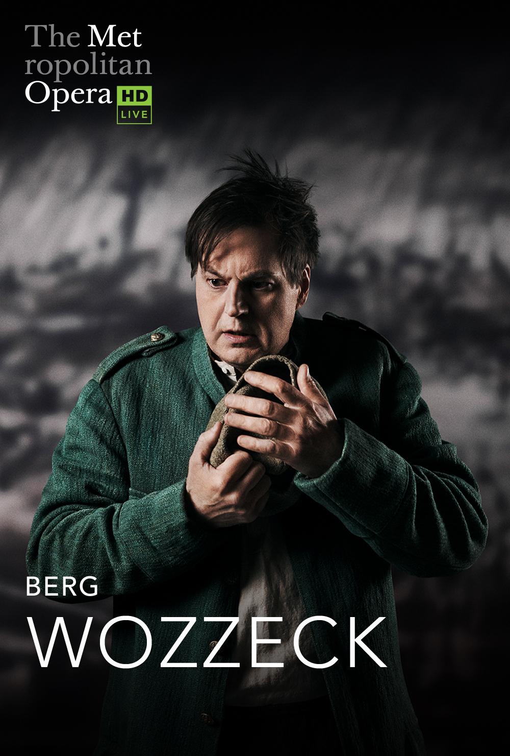 ALBAN BERG  Wozzeck
