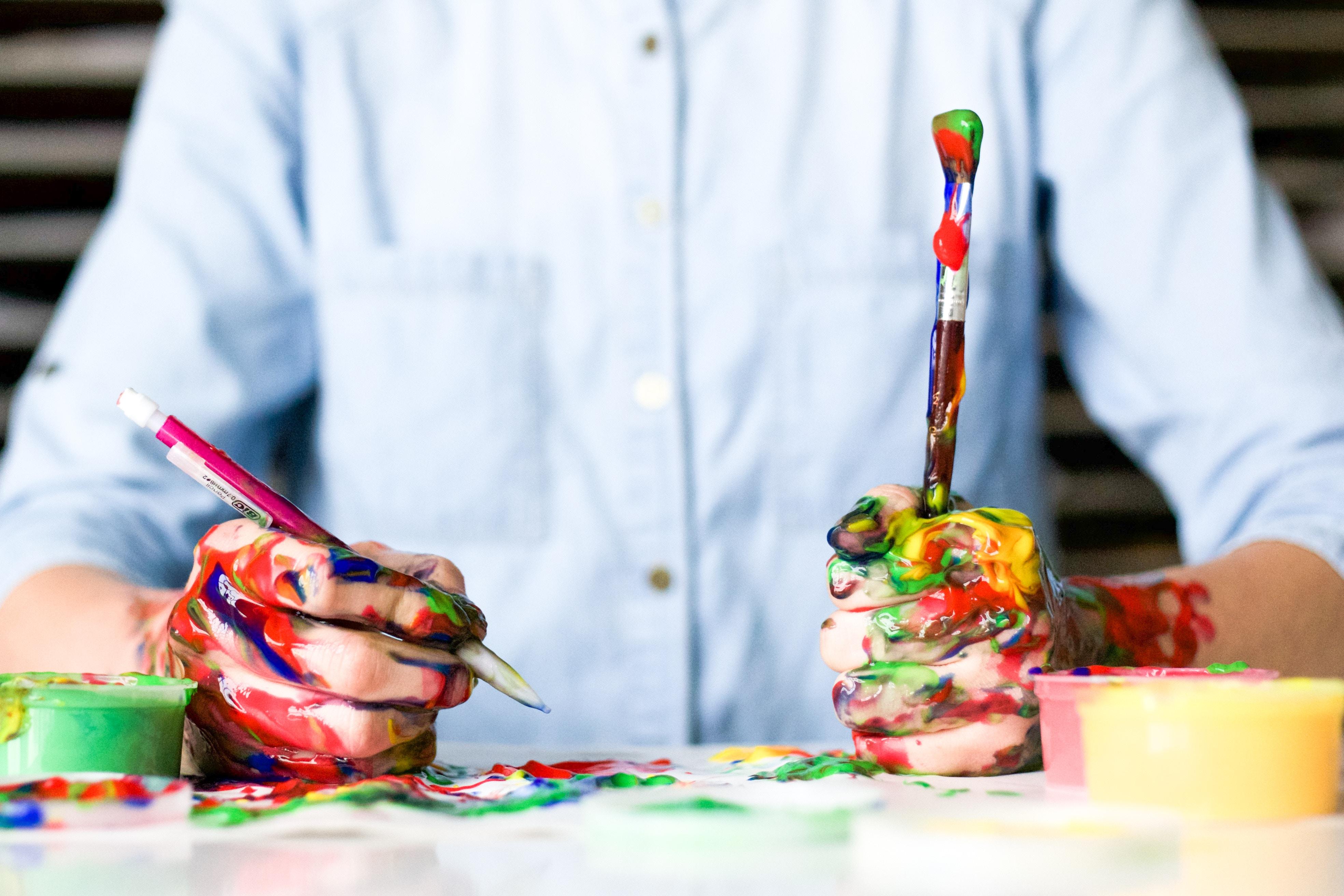 Design paint create - Alice Achterhof