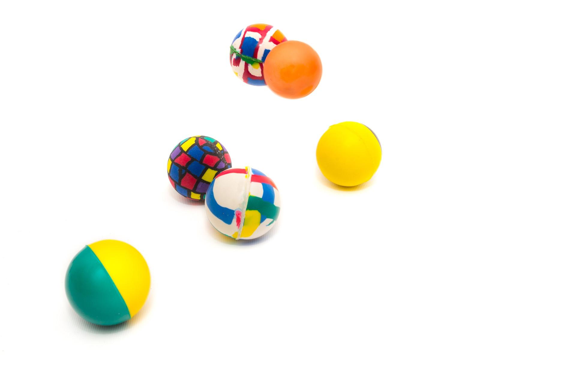 Seasonal STEAM: Bouncy Balls