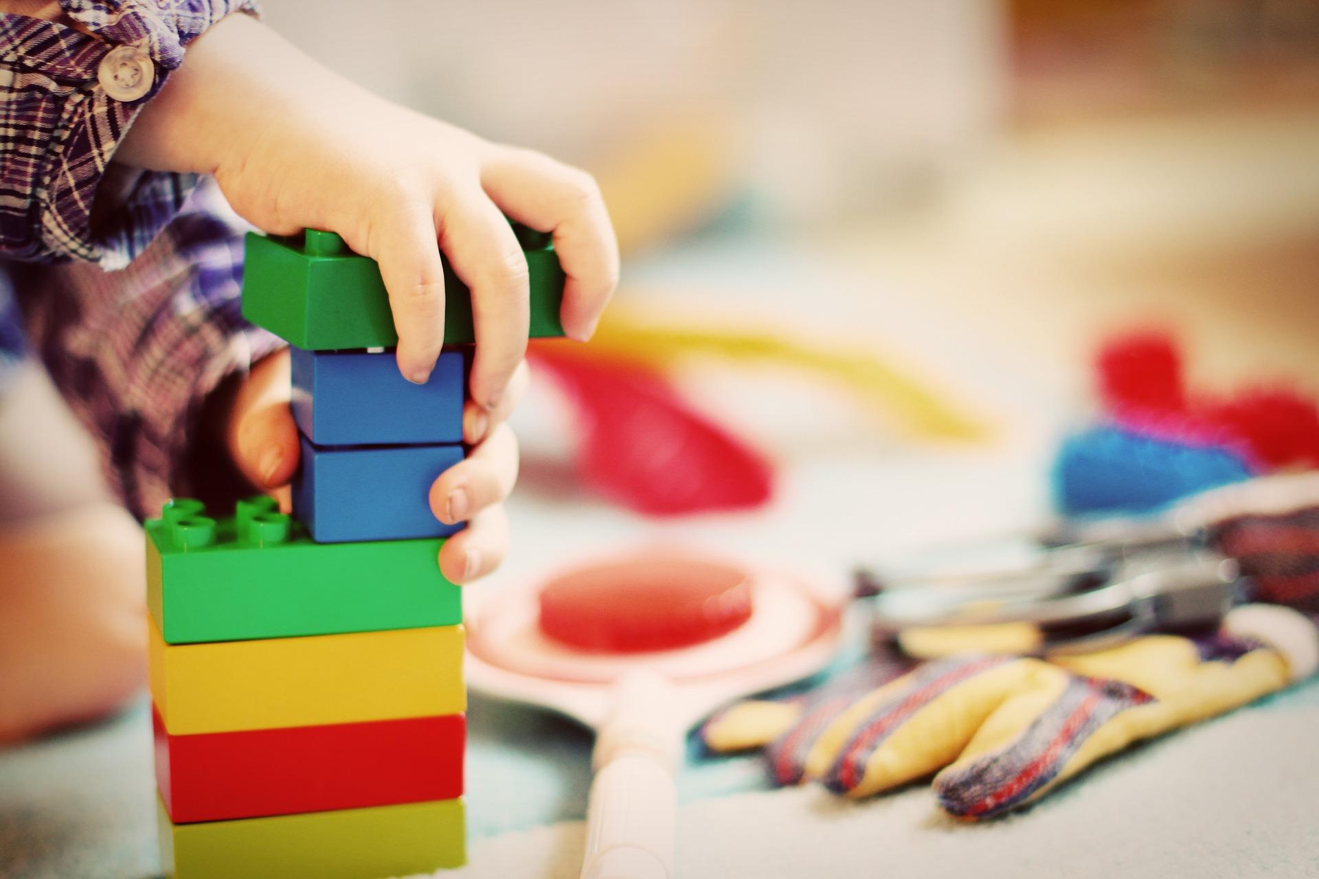 Mega Blocks LEGO toys kids
