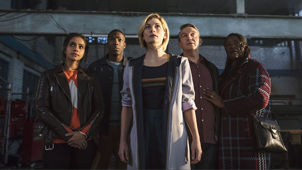 Pairing books with your favorite Doctor Who cohort