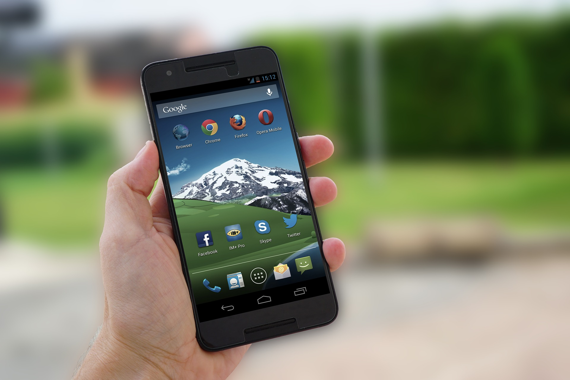 Android Phone or Tablet