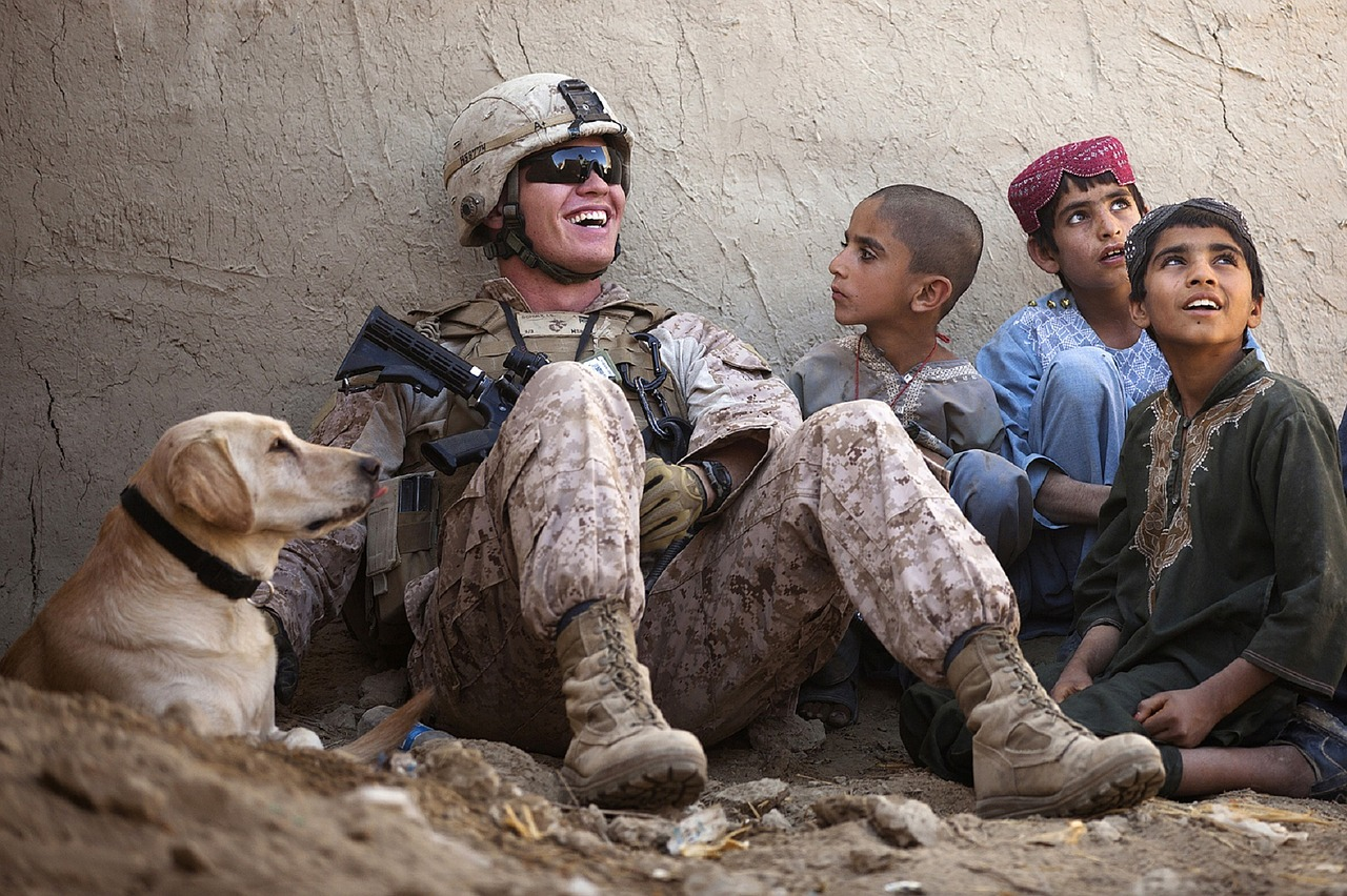 Thank You for Your Service: 16 books about veterans