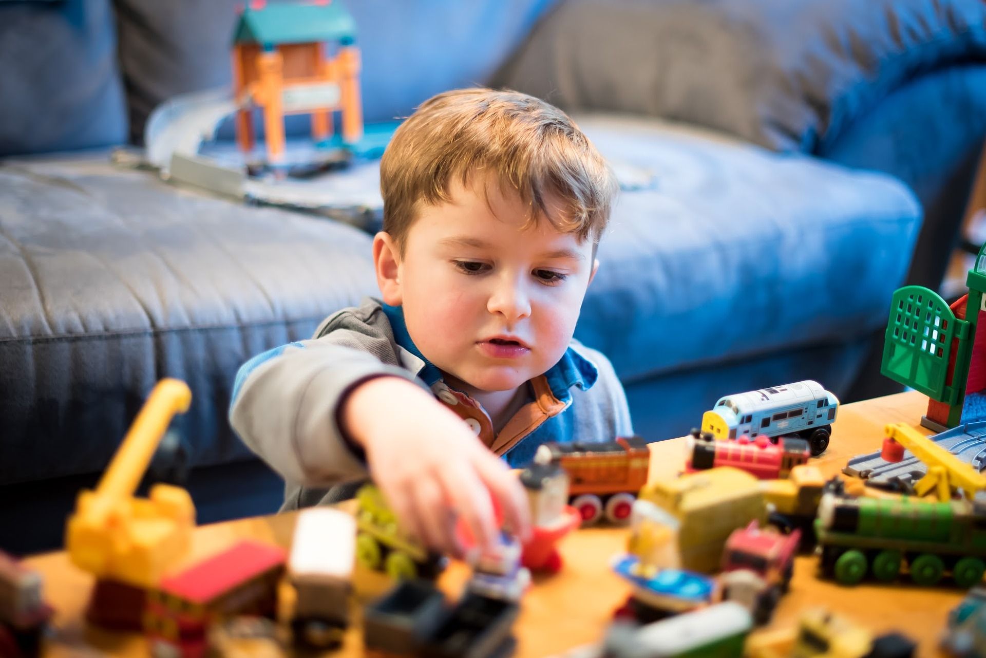 Virtual Play and Learn Workshop Series