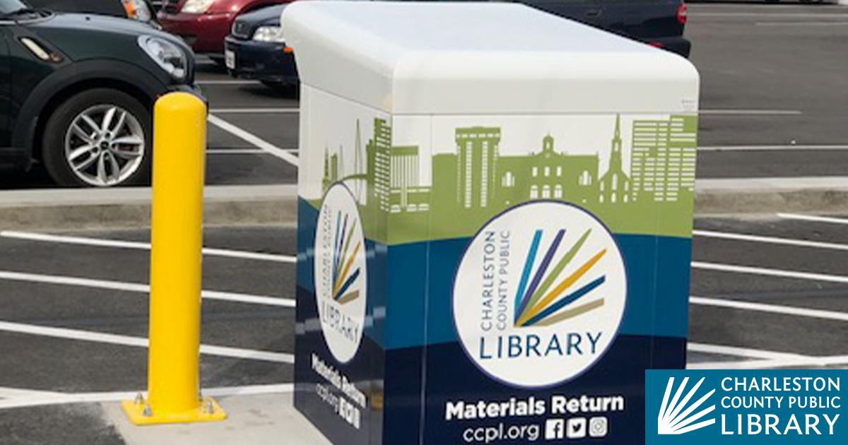 CCPL closing all book drops starting Friday at 5 p.m.