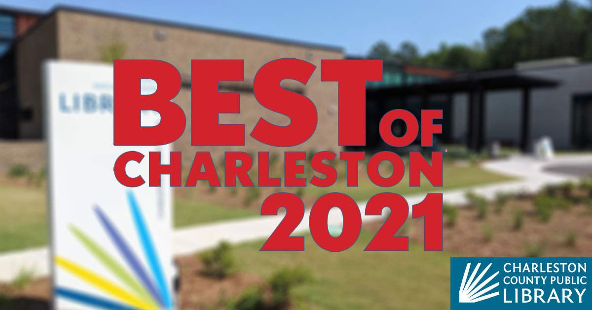 Thank you, Charleston! CCPL pulls in 11 Best Of nominations this year