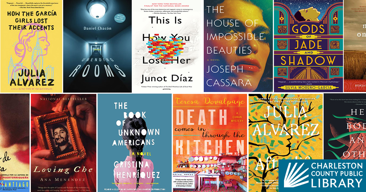 Kick off Latino Books Month with 40 great reads