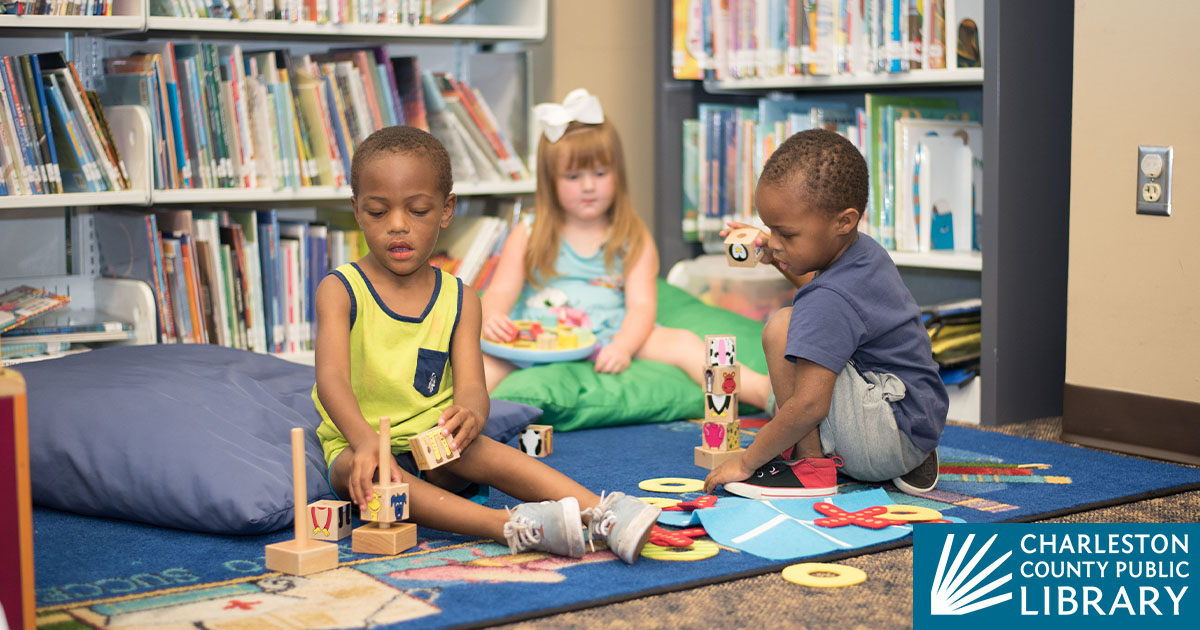 Toddler Storytime at Main Library (ages 2-3 years with an adult)