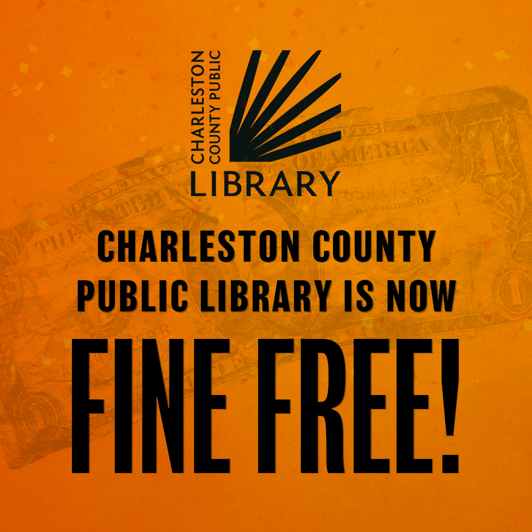 CCPL goes fine free! Patrons no longer to incur late fees on any borrowed library materials after June 1