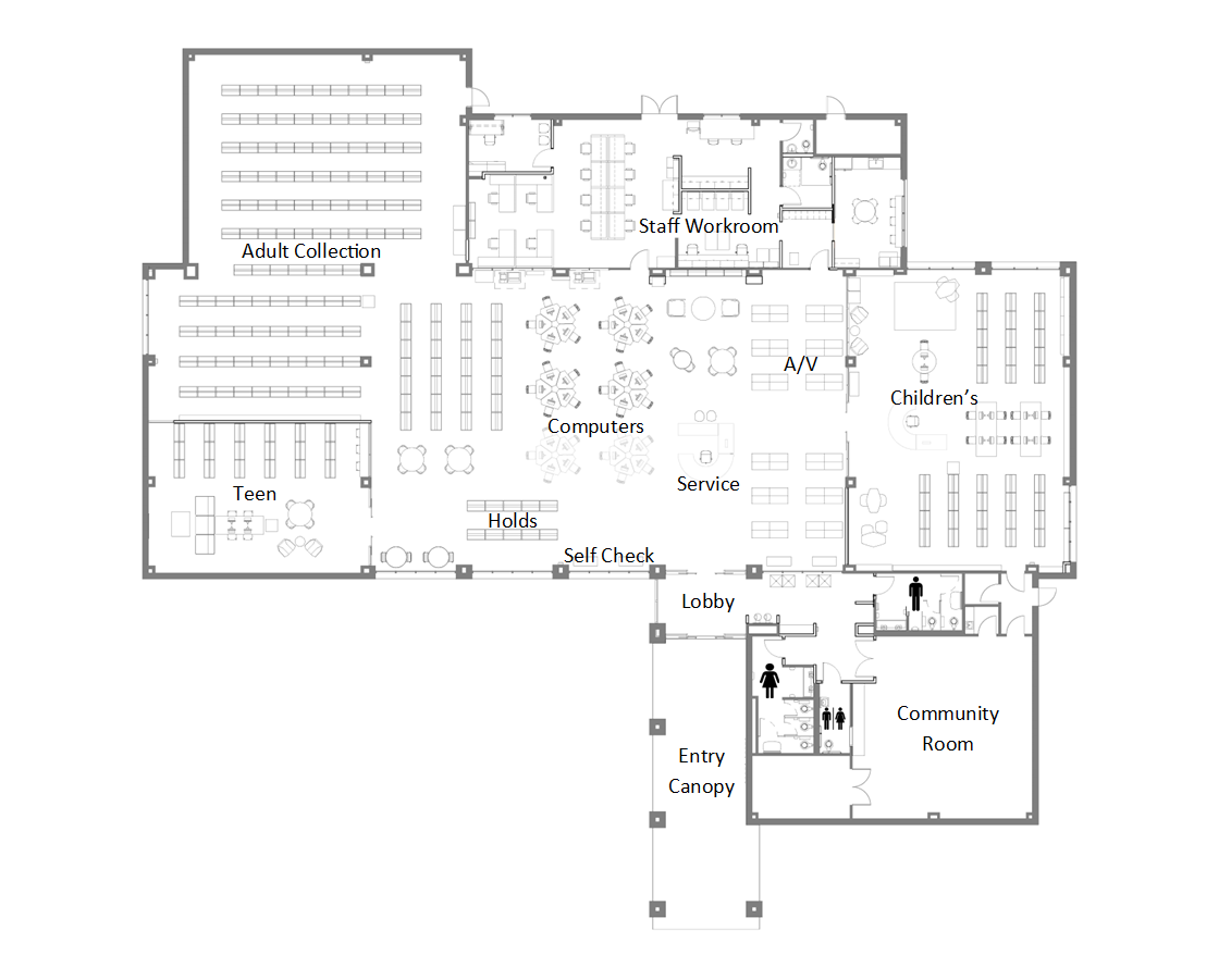 Meet Your Library: Branch Renovation Plans