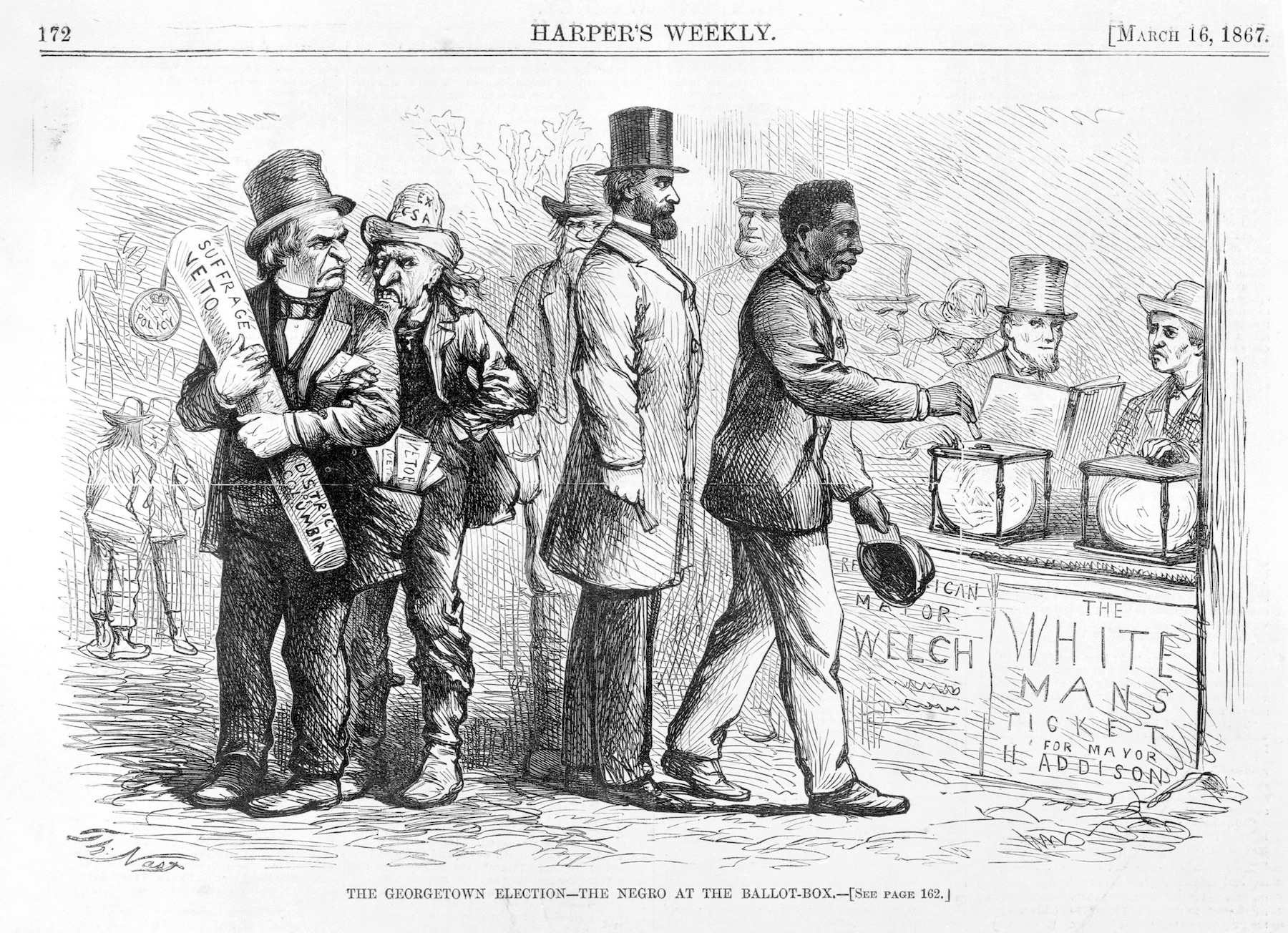 The Advent of Black Suffrage in South Carolina