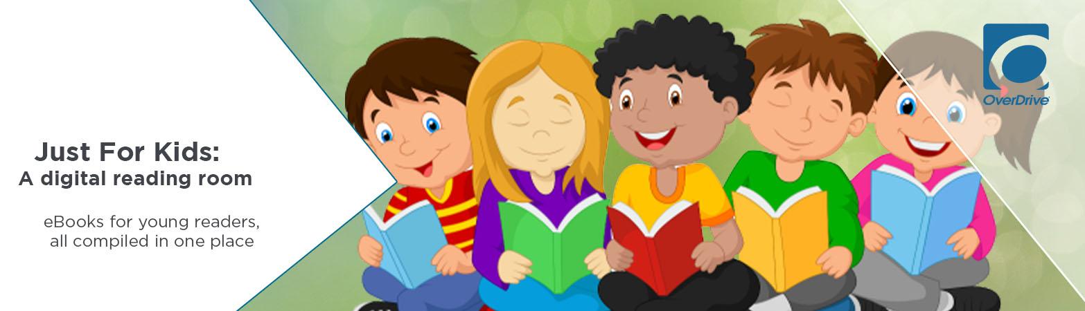 Header Images - Kids Digital Reading Room