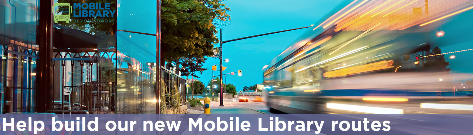 Header Images - Mobile Library routes