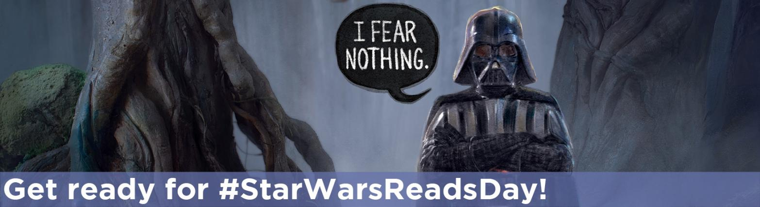 Header Images - Star Wars Reads Day