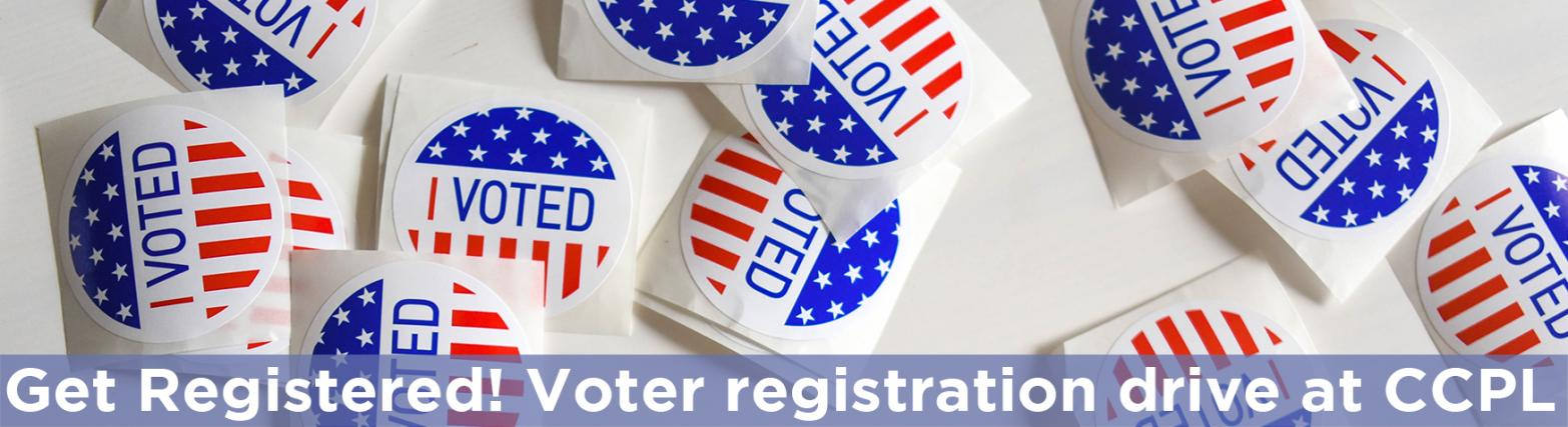 Header Images - Voter Registration