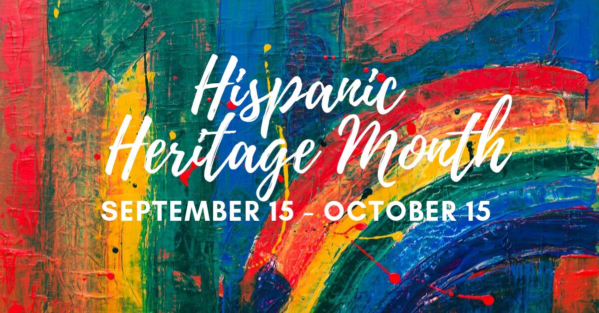 CCPL celebrates Hispanic Heritage Month