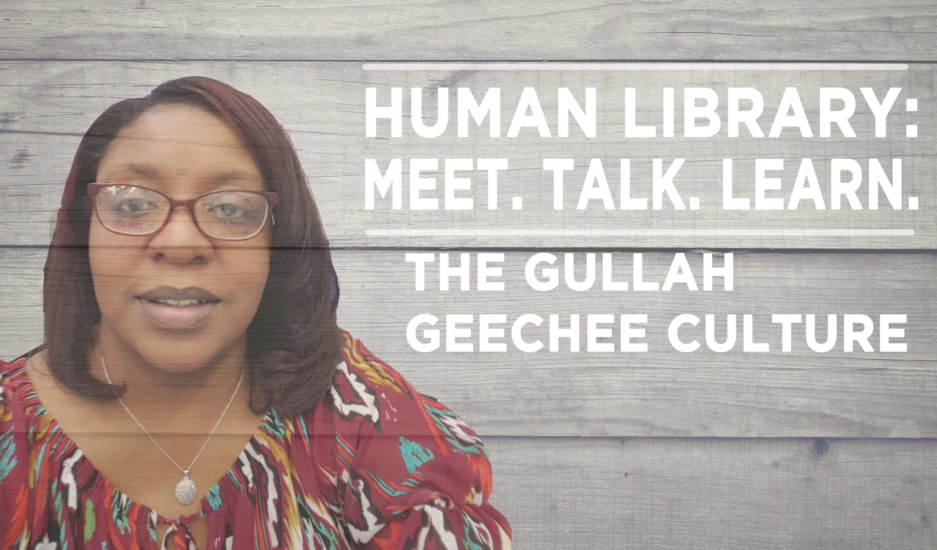 Human Library - Gullah 2