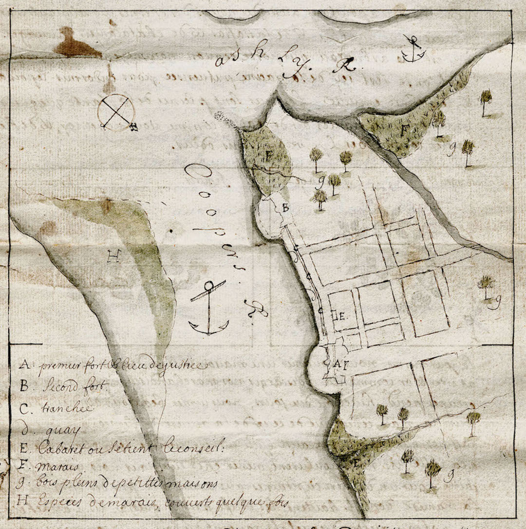 The Genesis of East Bay Street: Charleston's First Wharf, 1680–1696